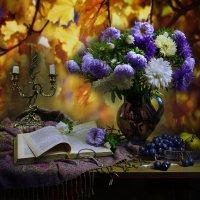 Осень рисуй, золотая светом лучистого дня... :: Валентина Колова