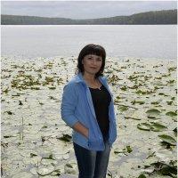 На озере Малый Теренкуль :: Дмитрий Петренко