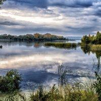 autumn evening :: Dmitry Ozersky