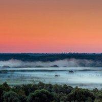 Линии тумана :: Юрий Стародубцев