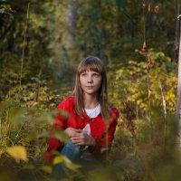 Средь листвы :: Роман Васенин