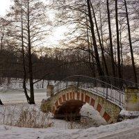 В старом парке :: Владимир Брагилевский
