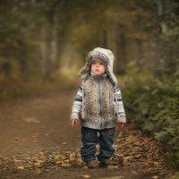 Мой Большой Маленький Человек :: Anna Lipatova