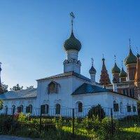 Тихвинская церковь :: Сергей Цветков