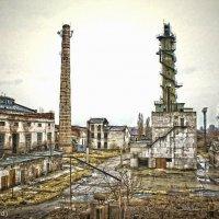 Сахарный завод Карла Либкнехта :: Bastard