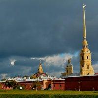 Петропавловская крепость. :: MEXAHNK НИКОНОВ