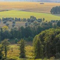Твои реки, озера, леса и поля... :: Влад Никишин