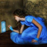 Алиса в стране чудес :: Ксения