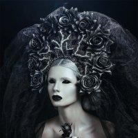 Dark bride :: Сергей Тиссо