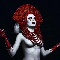 Bloody pearls :: Сергей Тиссо