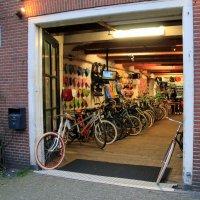 Рай для любителей велосипедов:-) :: Olga