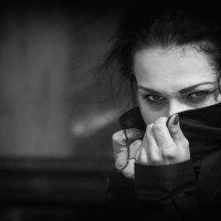 черно белый портрет :: Сергей Кумач