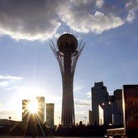 Астана :: Ефим Журбин