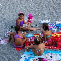 Завтрак на песке :: Виктор Льготин