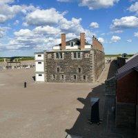 Форт-крепость Цитадель на вершине холма (Галифакс, Канада) :: Юрий Поляков