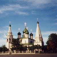 Ярославль. Церковь Ильи-Пророка :: Александр Петров