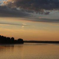 рассвет на Свири :: Надежда Щупленкова