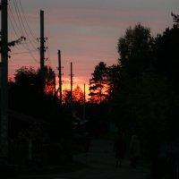 вечер в деревне :: ALEXSEM фоточайник