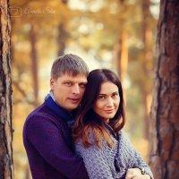 Люблю фотографировать любовь...Анюта и Александр :: Аннета /Анна/ Шу