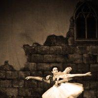 Вот билет на балет :: Татьяна Евдокимова