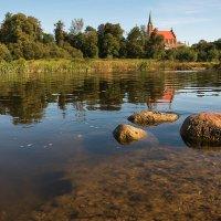 На реке. :: Александр Крылов