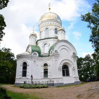Храм-часовня Преображения Господня :: Александр Морозов