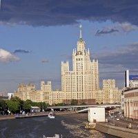 Москва-река :: Александр Корнелюк