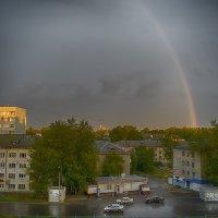 Утро после дождя :: Валерий Кабаков