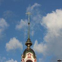 Освещенные Небеса :: Виталий  Селиванов