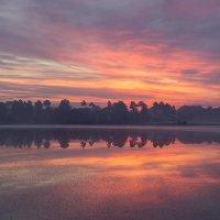 утро на Святом озере :: Михаил Корнилов