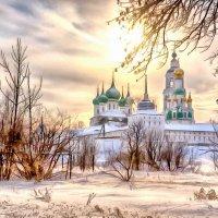 Введенский :: Владимир Беляев ( GusLjar )