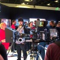 Аппаратура для съёмки 8К видео, Canon :: Witalij Loewin