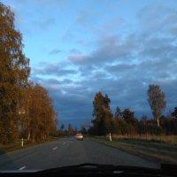 В пути... :: Mariya laimite
