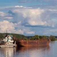Вверх по реке :: Александр Горбунов