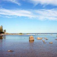 Ладожское озеро. Осень :: Елена Павлова (Смолова)