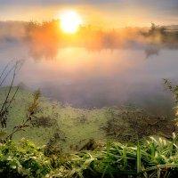 Воскресный рассвет сентября... :: Андрей Войцехов