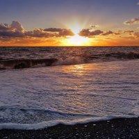 Морской закат :: Vladdimr SaRa
