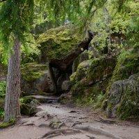 Пещерное царство :: Ирина Шурлапова