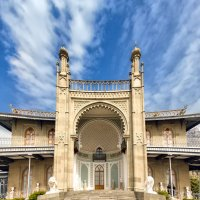 Воронцовский дворец. Алупка, Крым :: Alexsei Melnikov