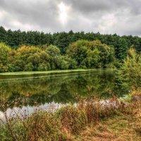 осень..река.. :: юрий иванов