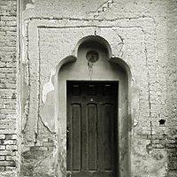 Двері в Костел Серце Ісуса :: Степан Карачко