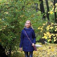 В парке :: Светлана Сметанина