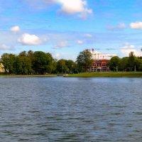 Панорама Верхнего озера :: Сергей Карачин