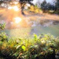 Воскресный рассвет сентября....2 :: Андрей Войцехов