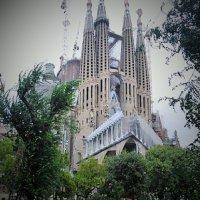 Храм Sagrada familia :: kuta75 оля оля
