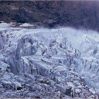 Цейский ледник. Ледопад. Кавказ :: Lmark