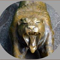 Скульптура гепард :: Вера