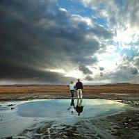 Крым, грязевой вулкан :: viton