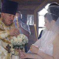 венчание в храме :: Ольга Русакова