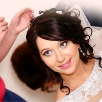 волнующие сборы невесты :: Алёна
